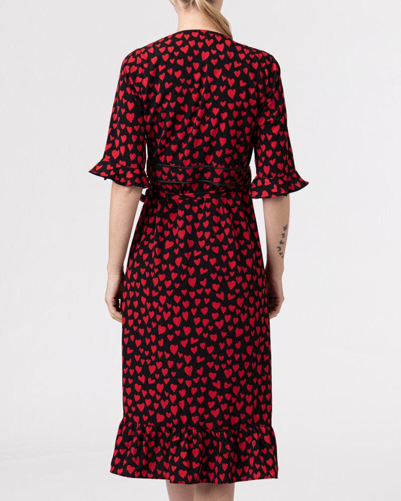 Sukienka Co'Couture 76212_HEARTBEAT_96 BLACK czarny - fot:4