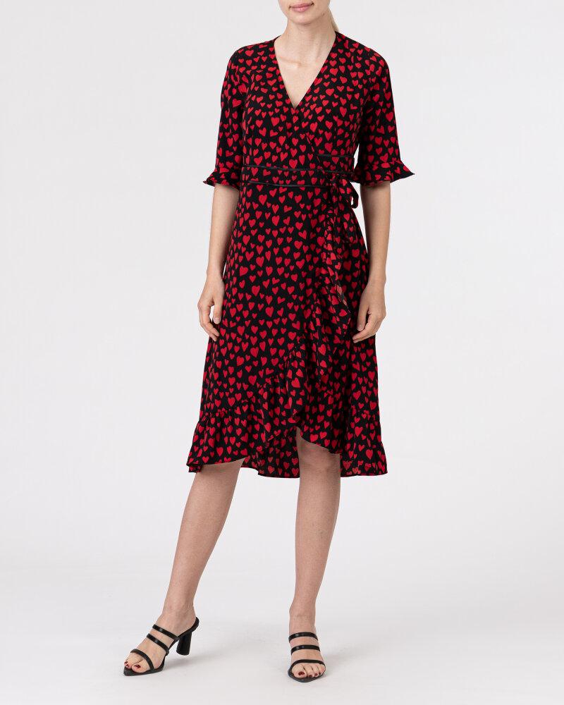 Sukienka Co'Couture 76212_HEARTBEAT_96 BLACK czarny - fot:5
