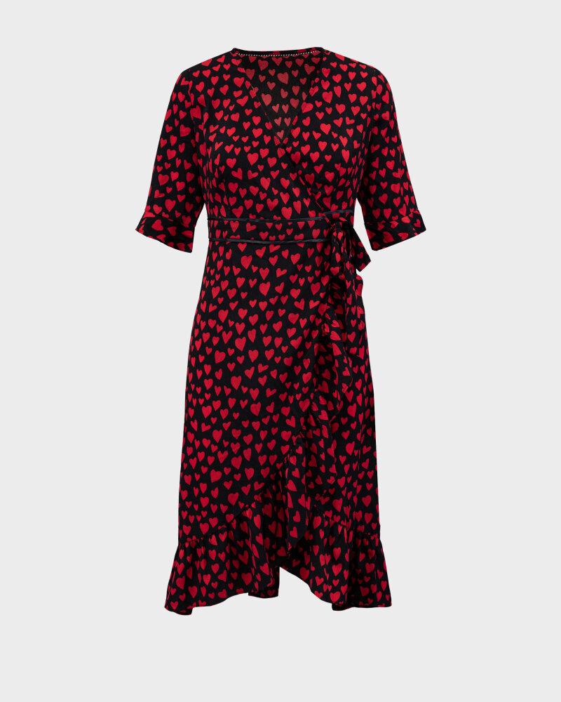 Sukienka Co'Couture 76212_HEARTBEAT_96 BLACK czarny - fot:1