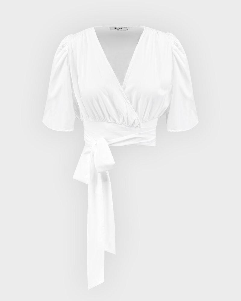 Bluzka Na-Kd 1018-006835_WHITE biały - fot:1