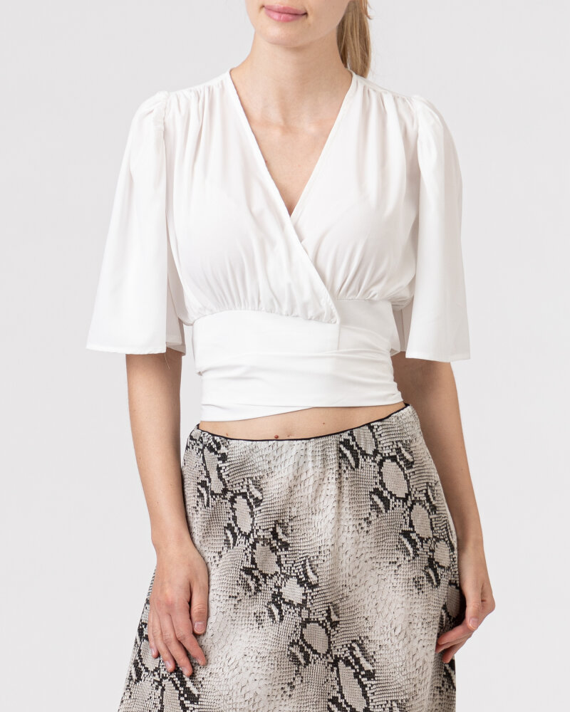 Bluzka Na-Kd 1018-006835_WHITE biały - fot:2