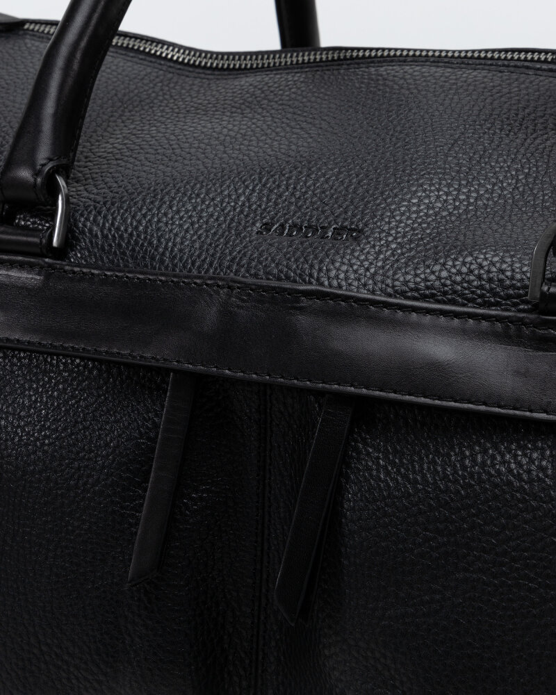 Torba Saddler 111150001_BLACK czarny - fot:2