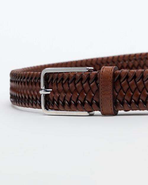 Pasek Saddler 787050002_BROWN brązowy
