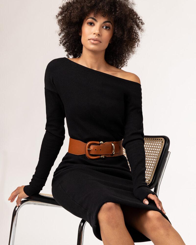 Sukienka Fraternity WL21_SUZIE _BLACK czarny - fot:6
