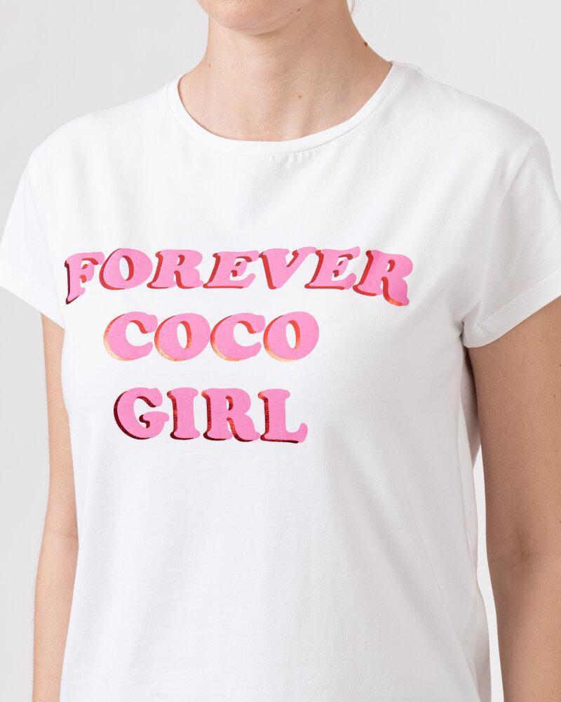 T-Shirt Co'Couture 73123_4000 biały - fot:3
