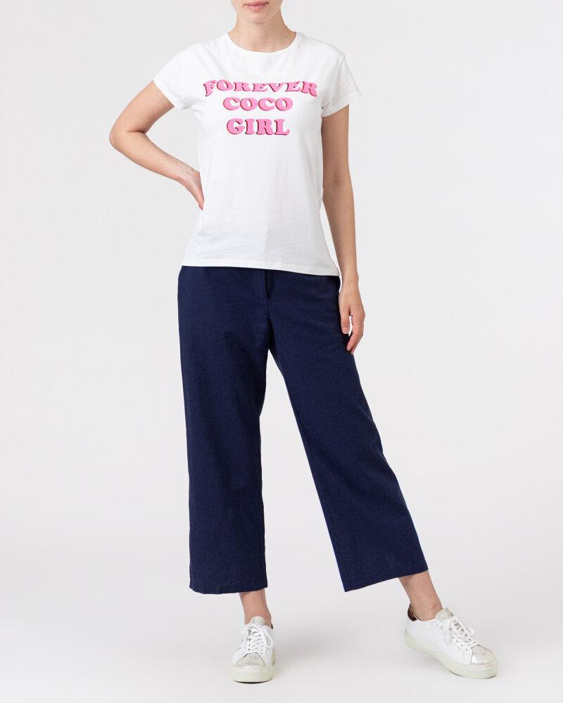 T-Shirt Co'Couture 73123_4000 biały - fot:5