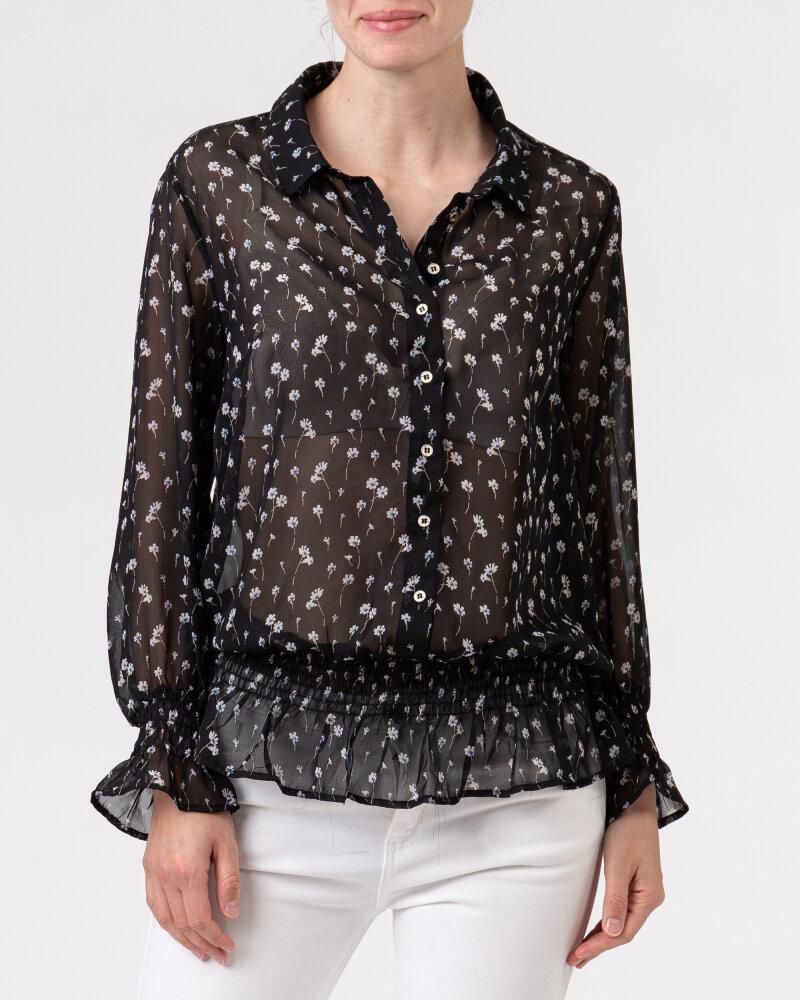 Bluzka Co'Couture 75807_DAISY_96 BLACK czarny - fot:2