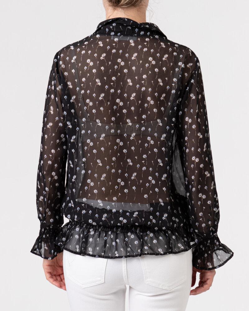 Bluzka Co'Couture 75807_DAISY_96 BLACK czarny - fot:4