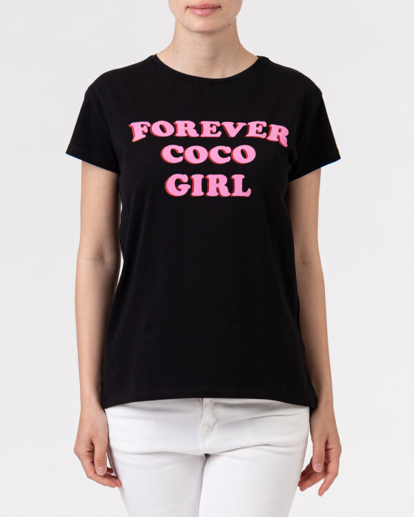 T-Shirt Co'Couture 73123_96 czarny