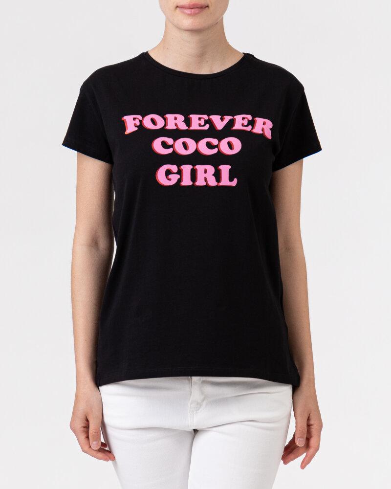 T-Shirt Co'Couture 73123_96 czarny - fot:2