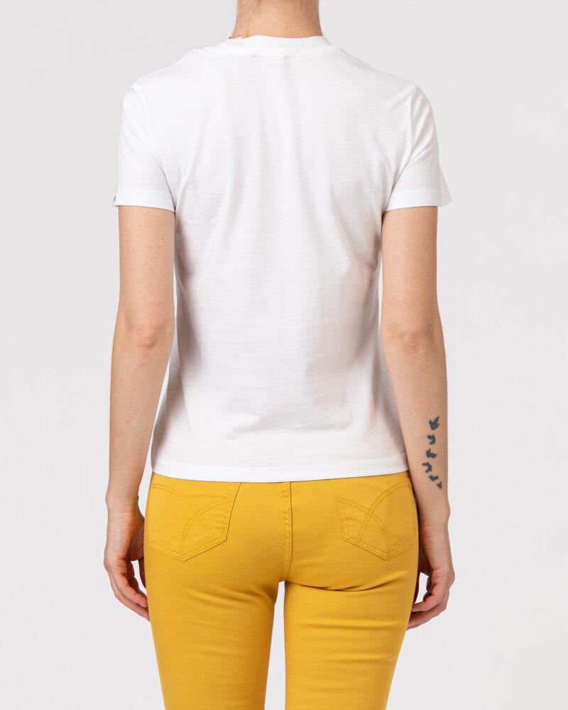 T-Shirt Gas A1237_DOLL S.GAS FLAMES   _0001 biały - fot:4