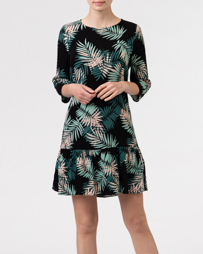 Sukienka Co'Couture 76103_96 BLACK czarny - fot:2