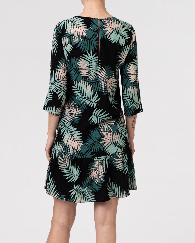 Sukienka Co'Couture 76103_96 BLACK czarny - fot:5