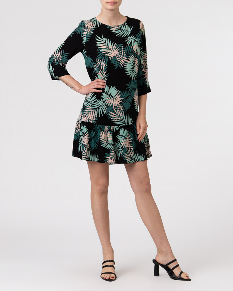 Sukienka Co'Couture 76103_96 BLACK czarny - fot:6