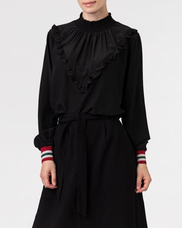 Bluzka Co'Couture 75520_FELINE FRILL_96 BLACK czarny