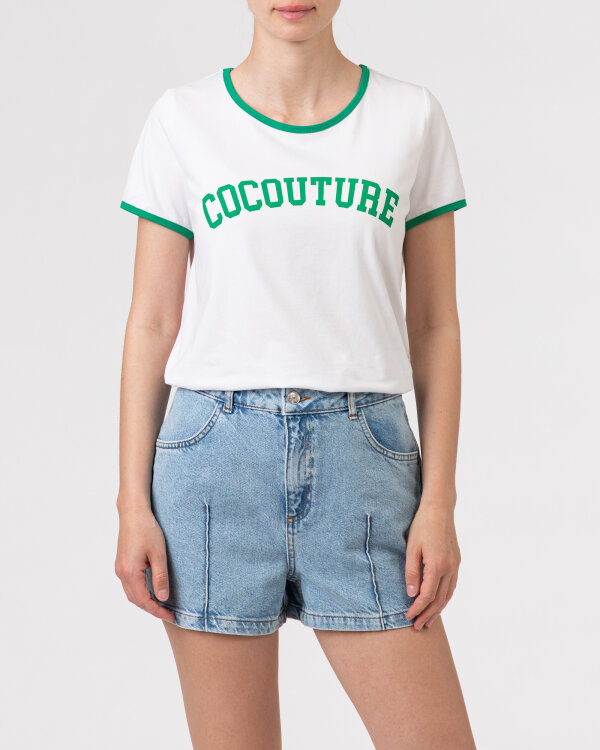 T-Shirt Co'Couture 73092_34 biały
