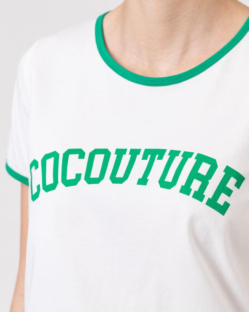 T-Shirt Co'Couture 73092_34 biały - fot:3