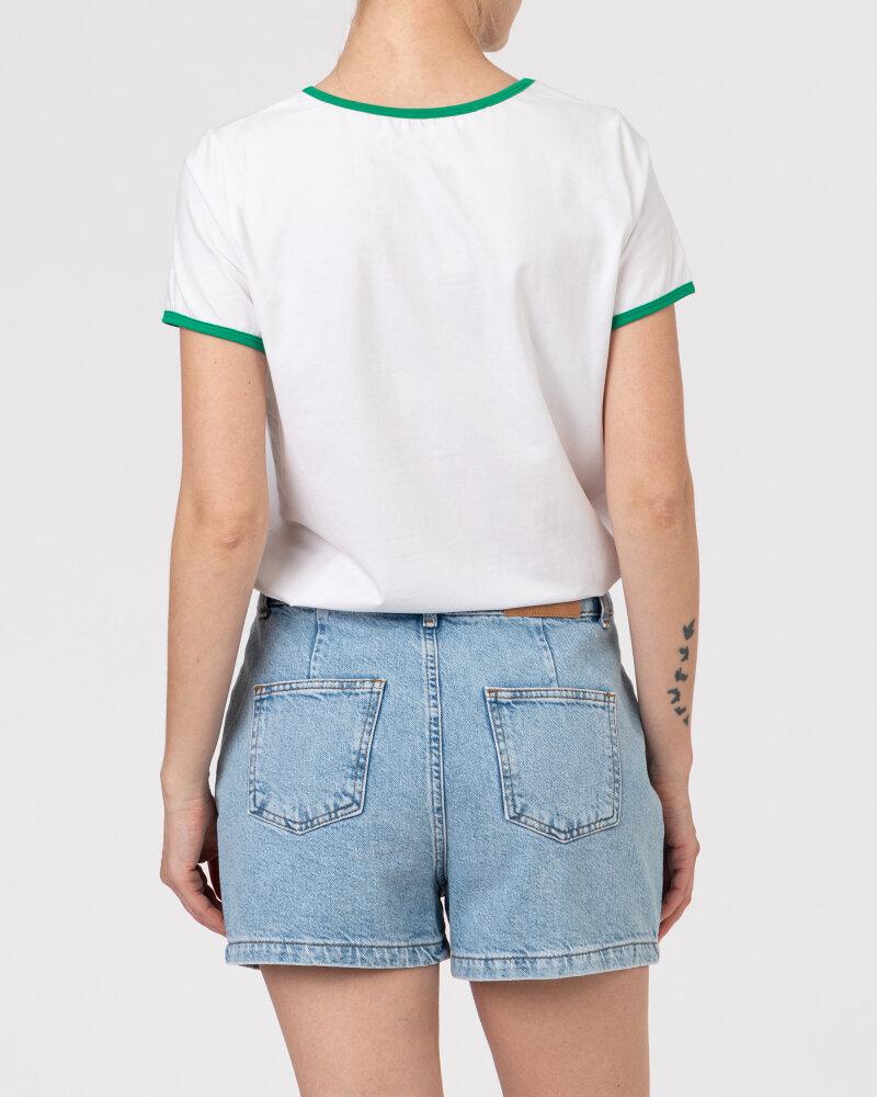 T-Shirt Co'Couture 73092_34 biały - fot:4