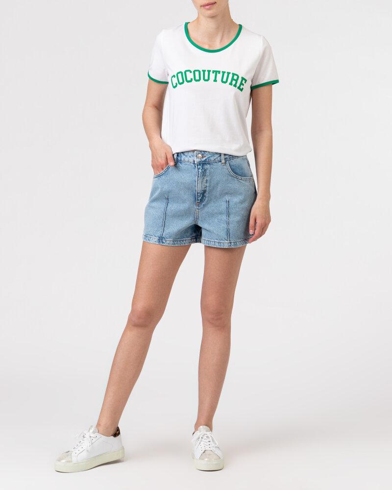 T-Shirt Co'Couture 73092_34 biały - fot:5