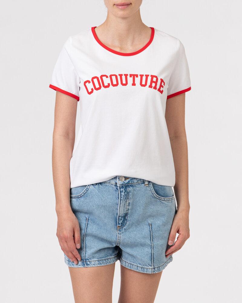 T-Shirt Co'Couture 73092_44 biały - fot:2