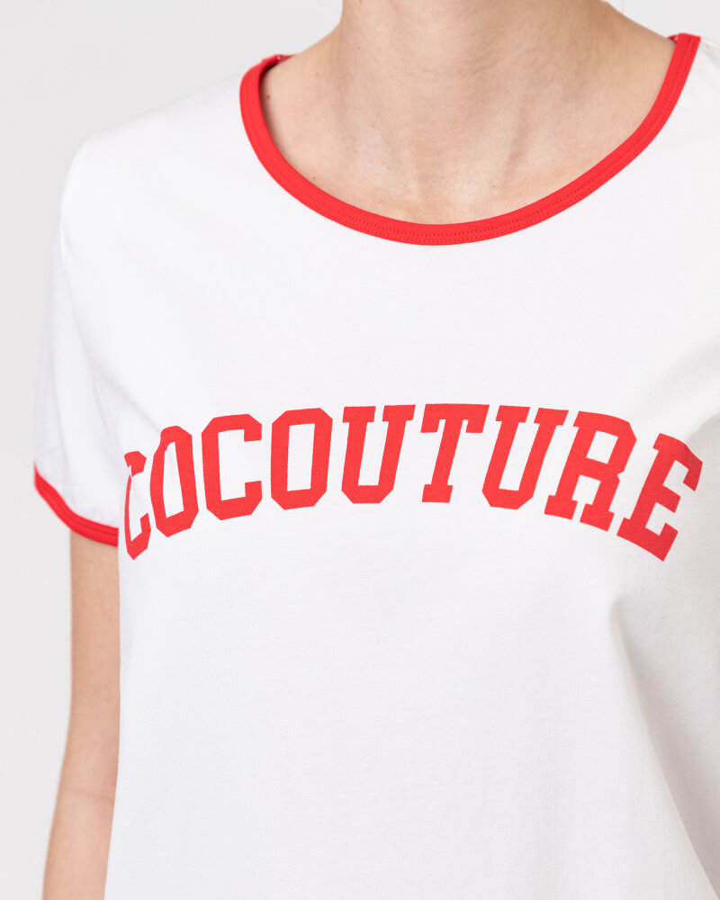 T-Shirt Co'Couture 73092_44 biały - fot:3