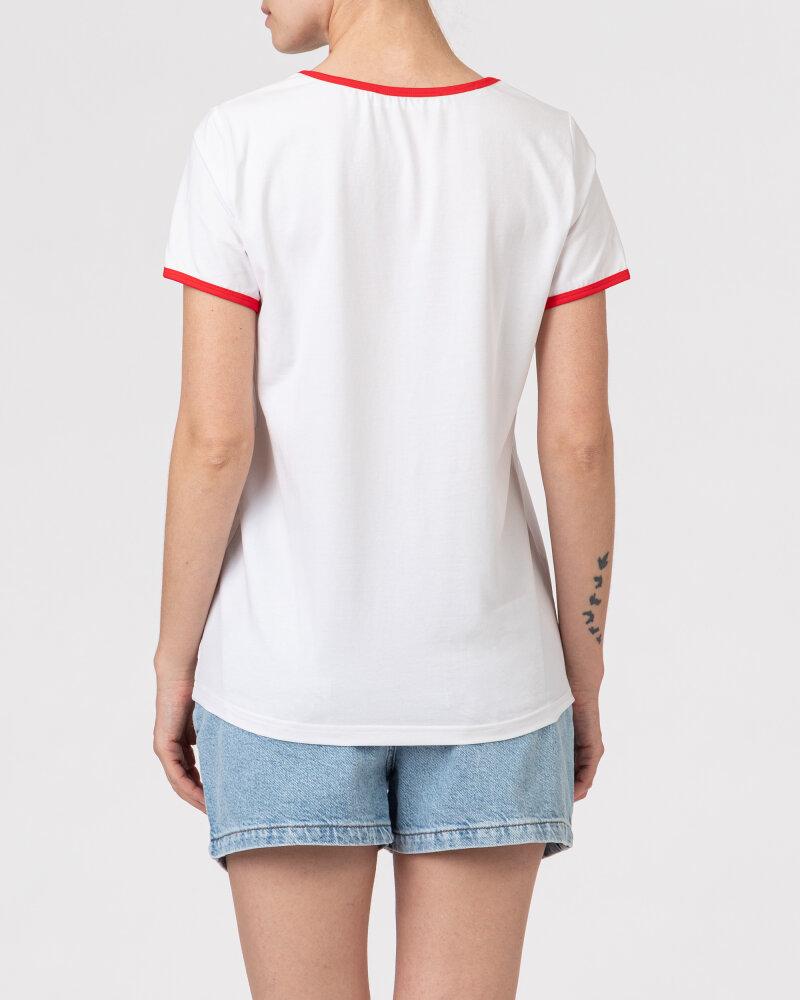 T-Shirt Co'Couture 73092_44 biały - fot:4