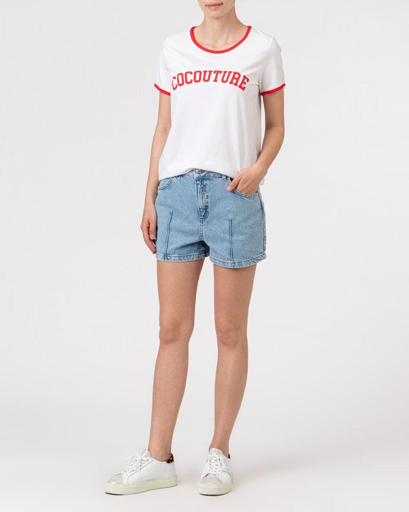 T-Shirt Co'Couture 73092_44 biały - fot:5