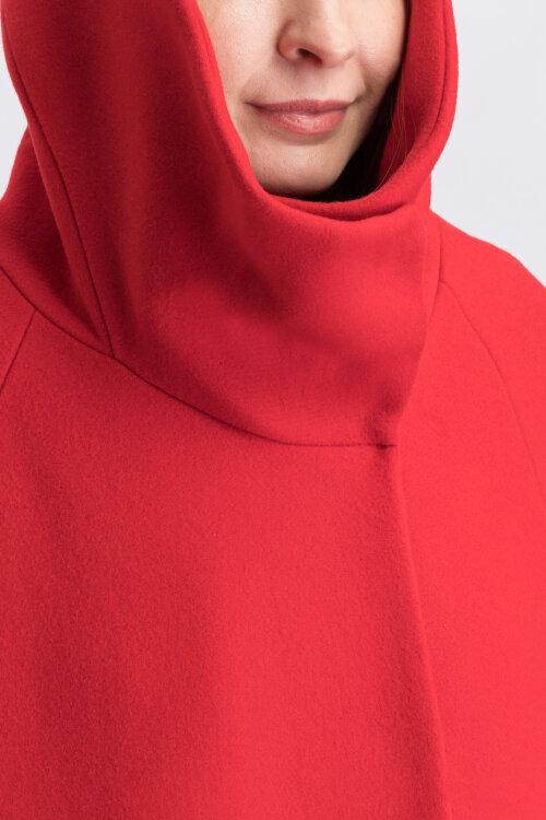 Płaszcz Hallhuber 0-1920-28722_413 czerwony