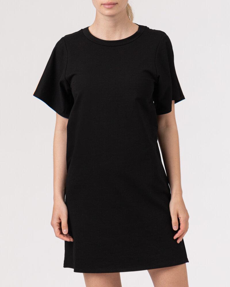 Sukienka Bomboogie AW6956_FLCU_90 czarny - fot:2