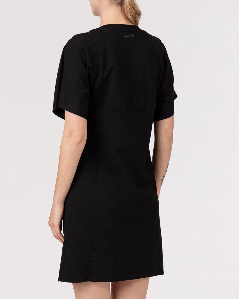 Sukienka Bomboogie AW6956_FLCU_90 czarny - fot:4