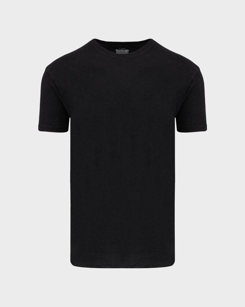 T-Shirt Bomboogie TM7007_JSNM_90 czarny - fot:1