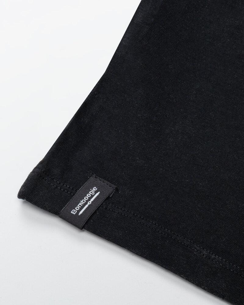 T-Shirt Bomboogie TM7007_JSNM_90 czarny - fot:3