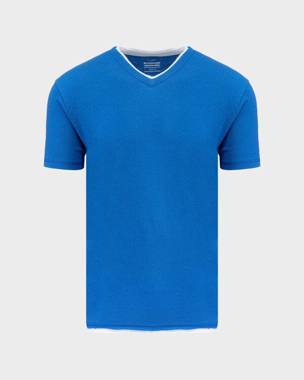 T-Shirt Bomboogie TM6355_JSNS_229 niebieski