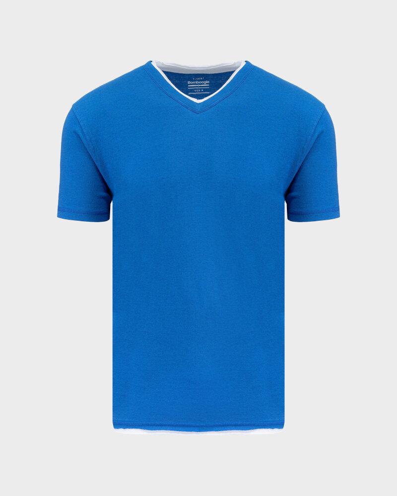 T-Shirt Bomboogie TM6355_JSNS_229 niebieski - fot:1