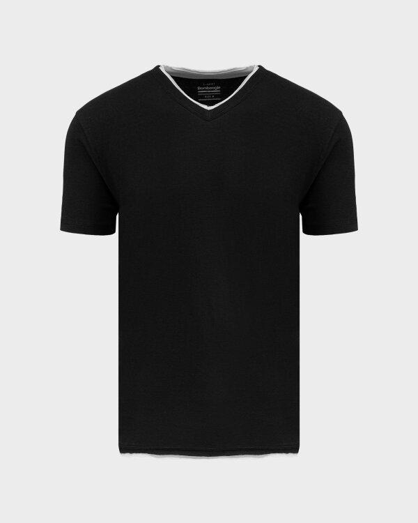 T-Shirt Bomboogie TM6355_JSNS_90 czarny