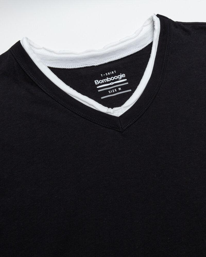 T-Shirt Bomboogie TM6355_JSNS_90 czarny - fot:2