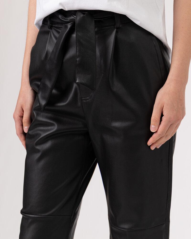 Spodnie One More Story 101593_1100 czarny - fot:3