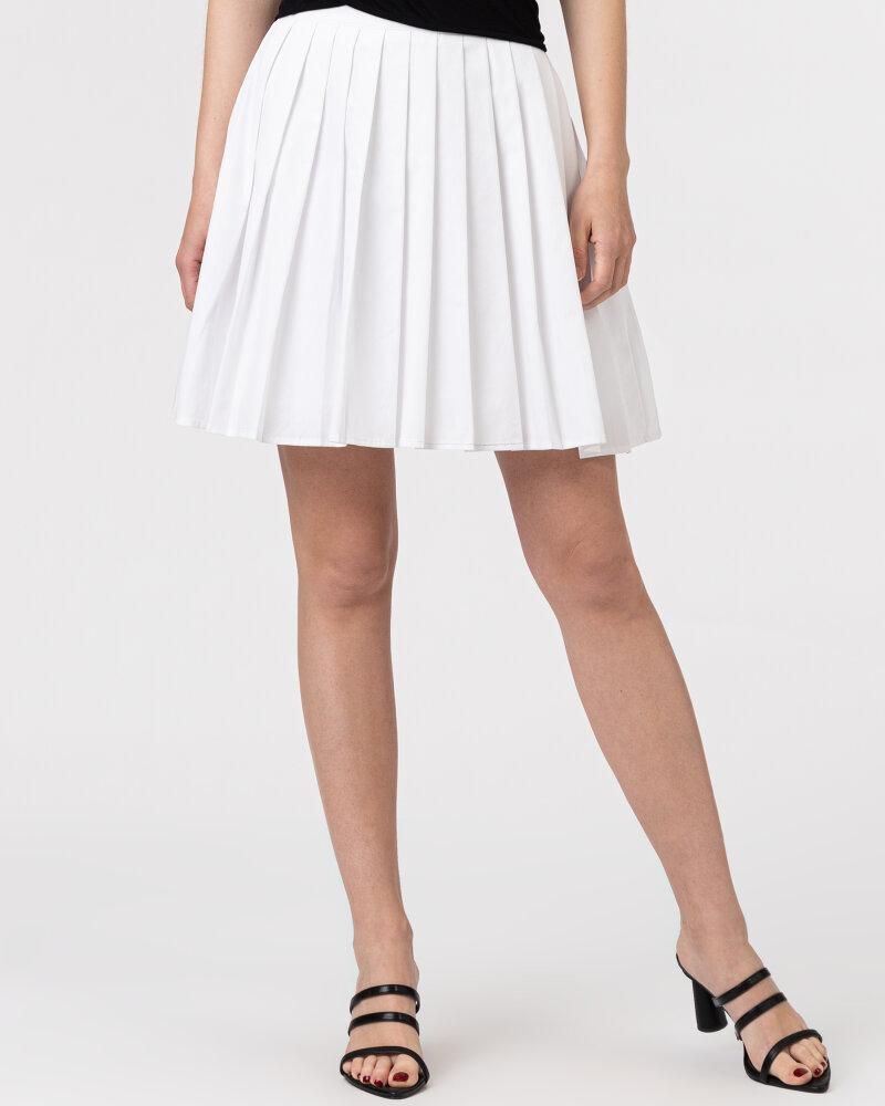 Spódnica Na-Kd 1018-006831_WHITE biały - fot:2