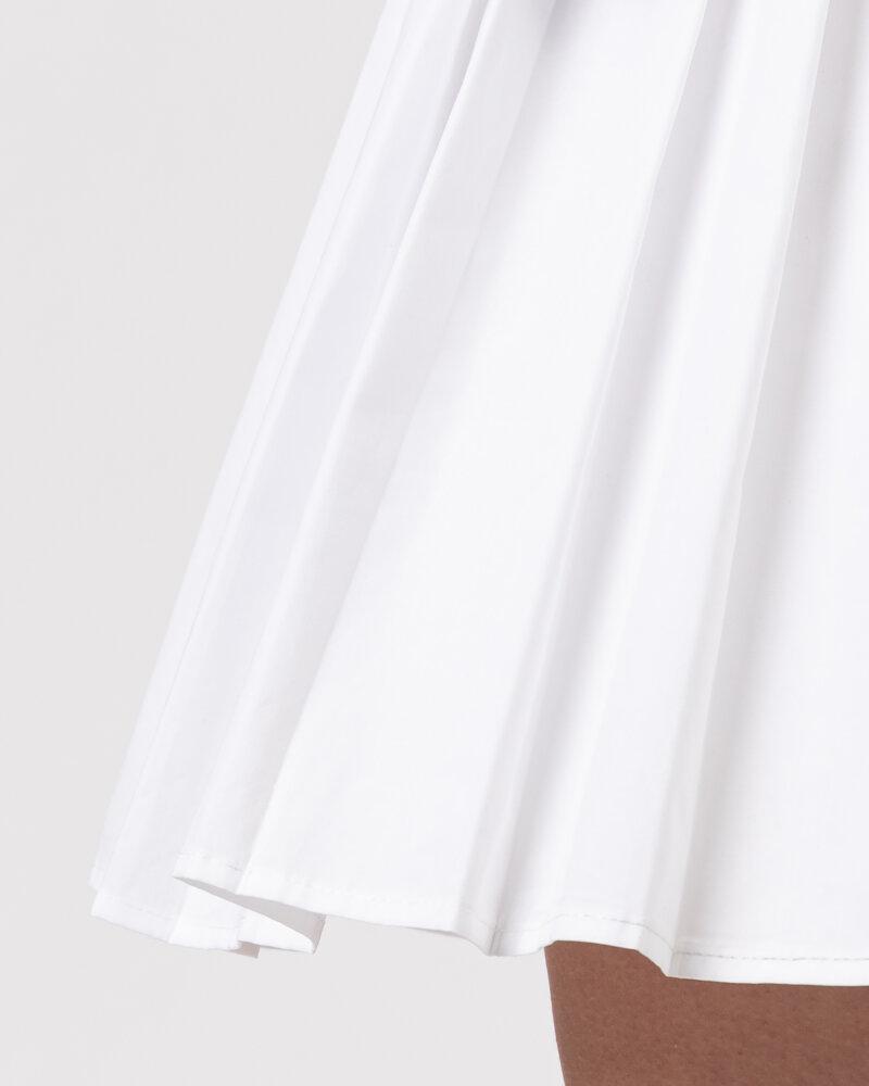 Spódnica Na-Kd 1018-006831_WHITE biały - fot:3