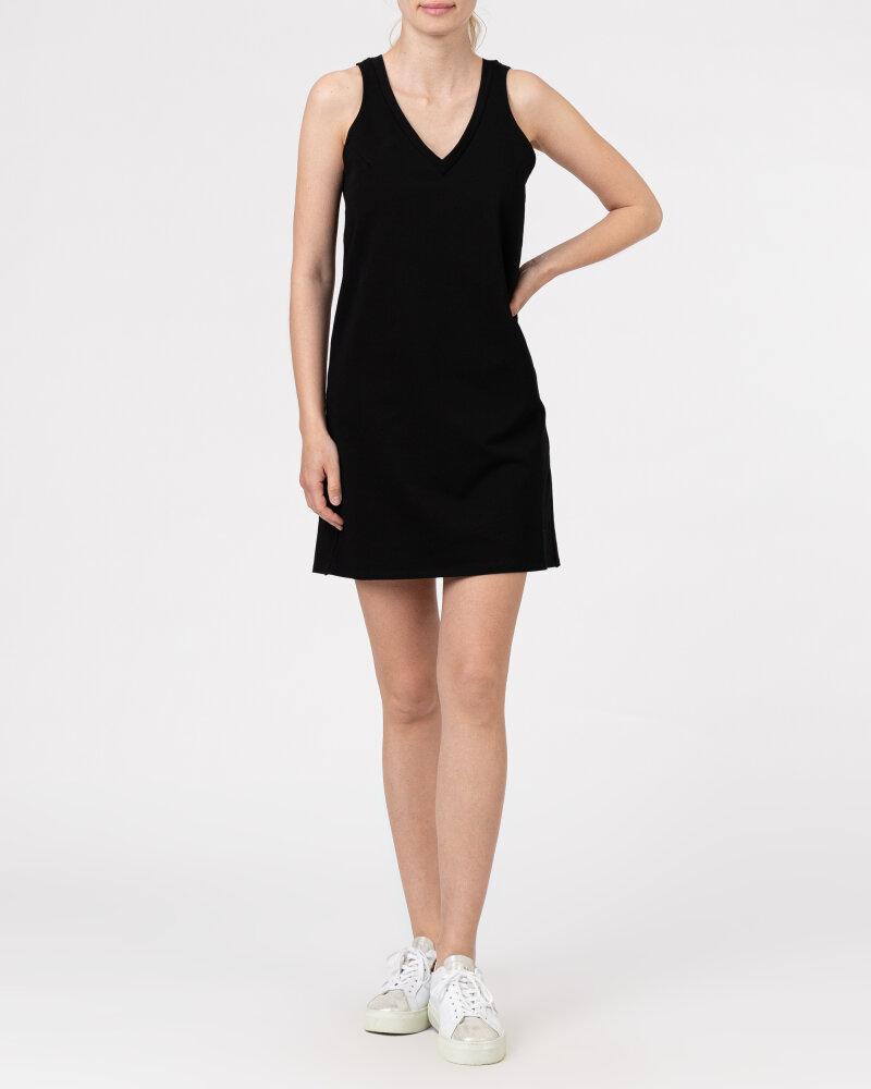 Sukienka Bomboogie AW6957_FLCU_90 czarny - fot:5