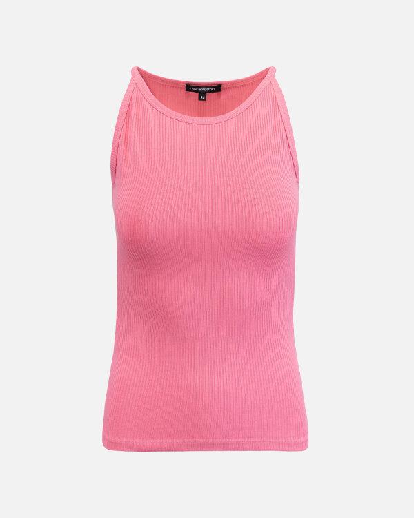 T-Shirt One More Story 101613_1227 różowy