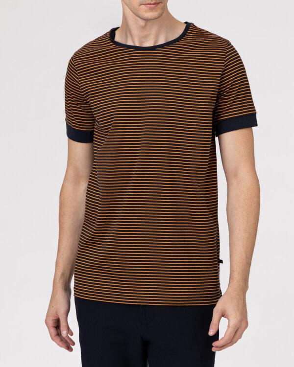 T-Shirt Matinique 30205232_161149 granatowy