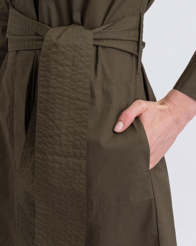 Sukienka Co'Couture 96104_7555 ciemnozielony - fot:4