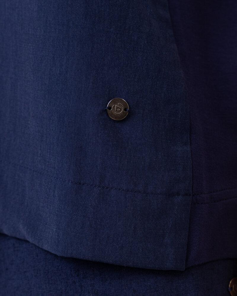 T-Shirt Bugatti 51687_7 8476_380 granatowy - fot:4