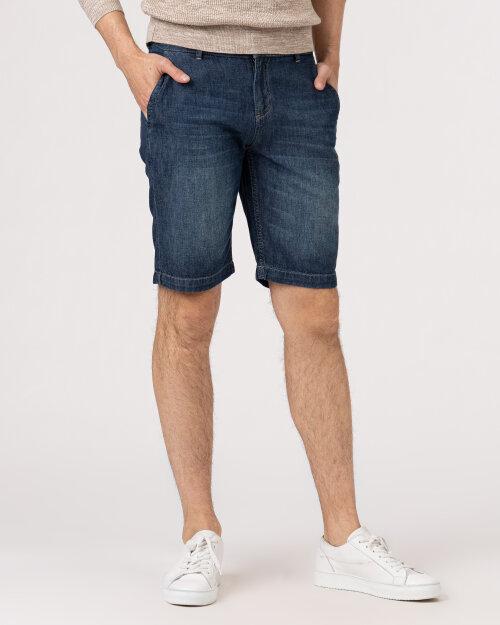 Spodnie Daniel Hechter 25664-111361_670 granatowy