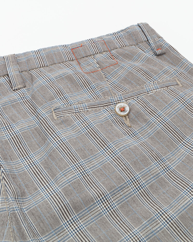 Spodnie Hattric 5203677375_27 beżowy - fot:3