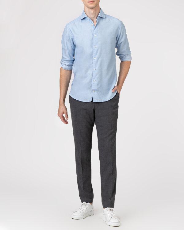 Koszula Eton 1000_02073_25 niebieski