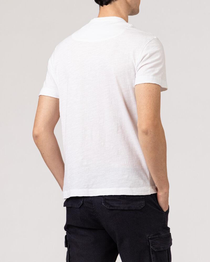 T-Shirt Gas 99635_DHIREN/S            _0001 biały - fot:5