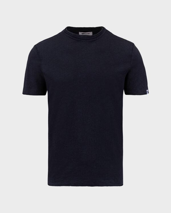 T-Shirt Gas 99635_DHIREN/S            _0194 granatowy