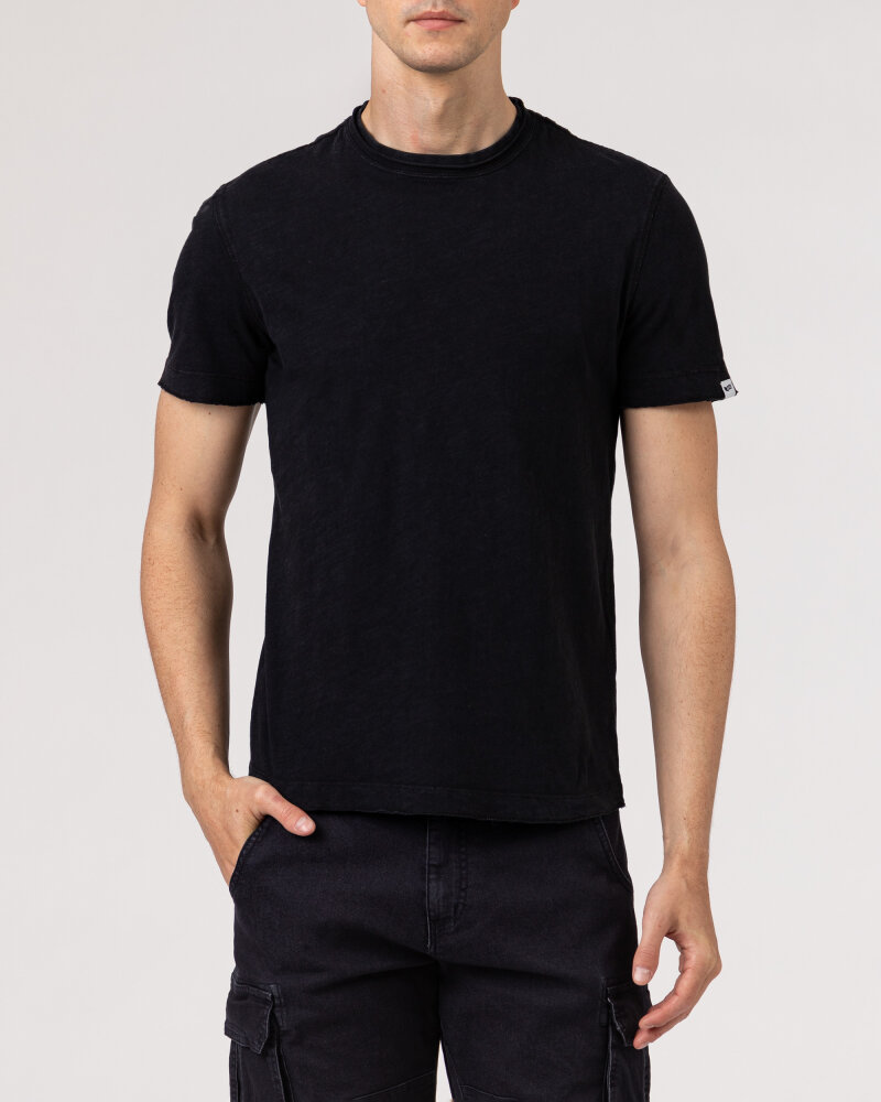 T-Shirt Gas 99635_DHIREN/S            _0200 czarny - fot:2